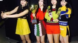 Red Velvet يحصلن على فوزهن الثاني على Show Champion