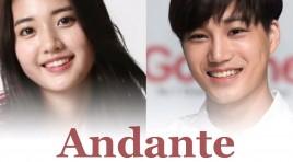 الفيديو الإعلاني الأول للدراما القادمة Andante