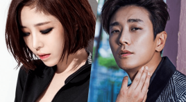 Ga In و Joo Ji Hoon يؤكدان انفصالهما بعد 3 سنوات من المواعدة