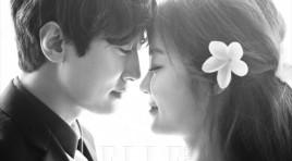 الممثلة Chae Rim و الممثل الصيني Gao Zi Qi يترقبان طفلهما الأول