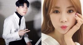 تأكيد الممثل Hyuk من VIXX والممثلة Chorong من Apink بطولتهما لدراما الويب الجديدة